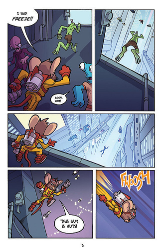 Missile Mouse Book 2