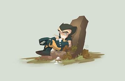 Wolverine by Cheeks