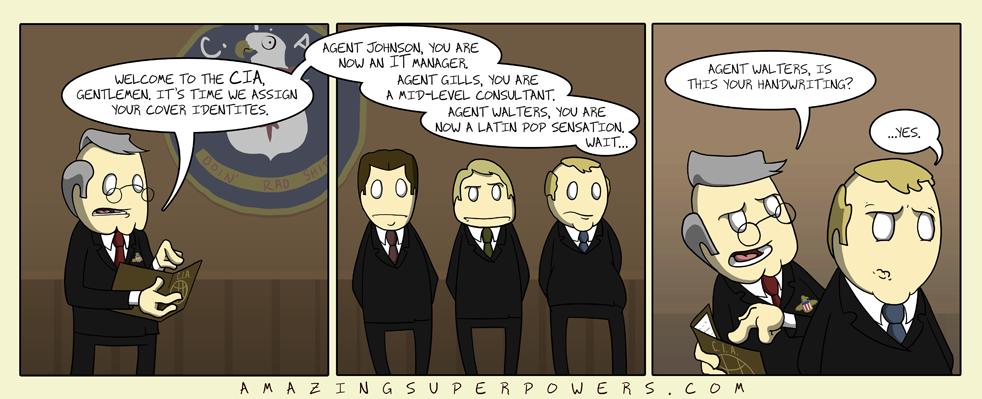 Amazing Superpowers