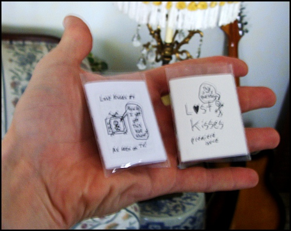 Silber Media Minicomics