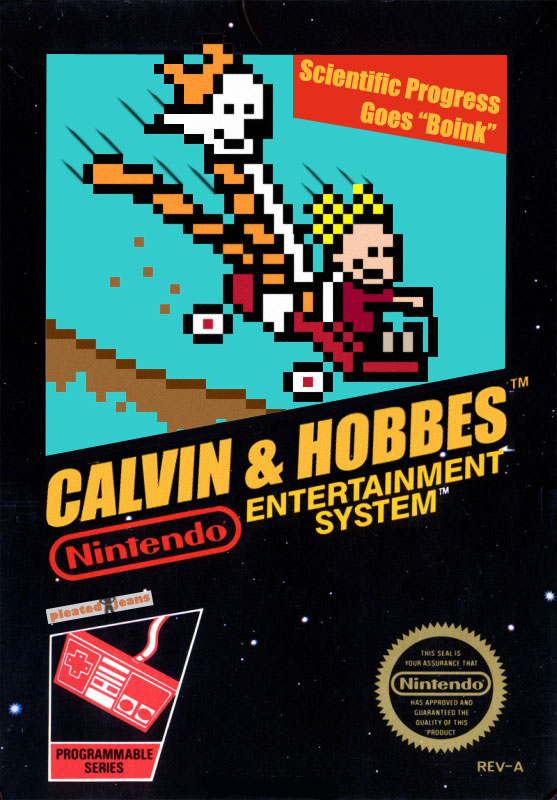 Calvin & Hobbes Video Game