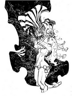 Cloak and Dagger by Eric Canete