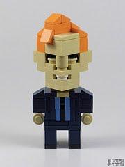 Conan Legocube