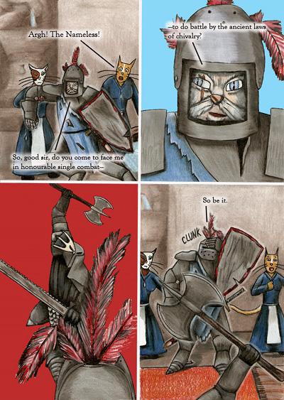 Harkovast comic
