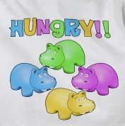 Hungry Hippos Shirt