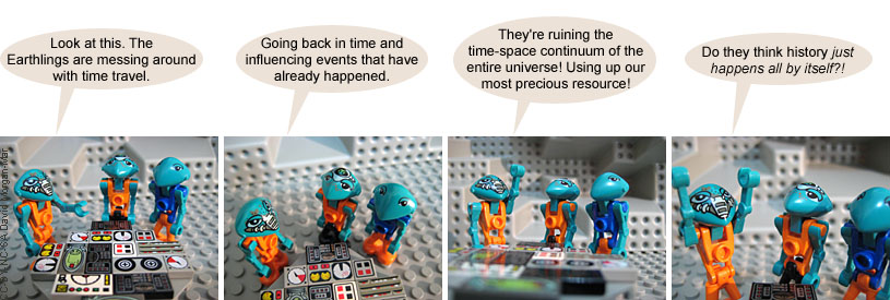 Irregular Webcomic