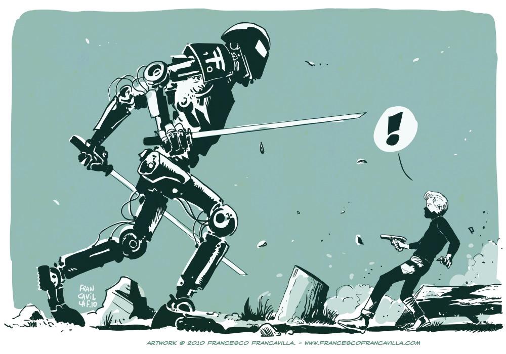 Johnny Quest via Comic Twart