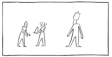 King Spot Comic