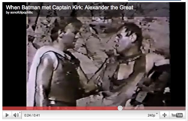 Kirk and Wayne Team Up