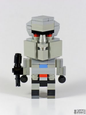 Megatron Lego Cube