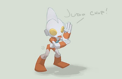 Ultraman by Cheeks