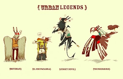 Urban Legnds