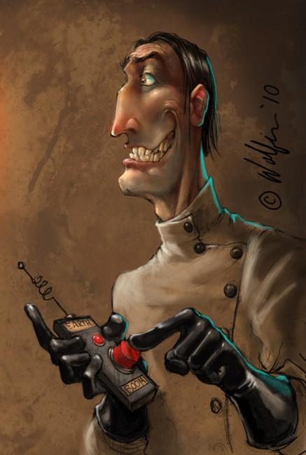 Evil Genius DrawerGeeks