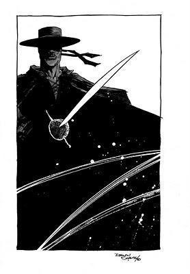 Zorro!
